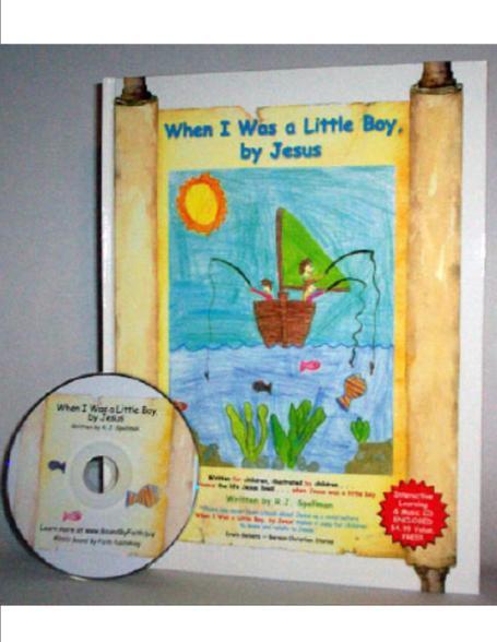 When I Was a Little Boy, by Jesus